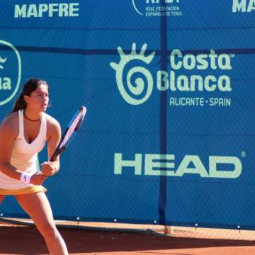 Recta final en el ITF Junior G1 JC Ferrero
