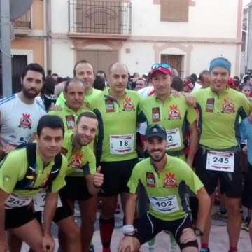 El Trail Villena sigue sumando éxitos