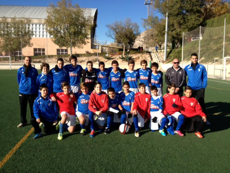 Categorias inferiores del Villena C.F.